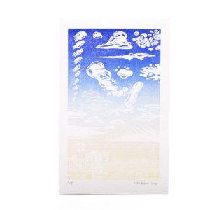 Gaby Bazin Linogravure